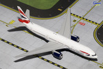 GeminiJets 1:400 British Airways 777-200ER
