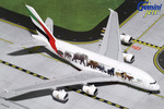 "GeminiJets 1:400 Emirates A380-800 ""Wildlife #3"""