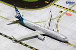 "GeminiJets 1:400 Alaska Airlines 737-900ER(S) ""100 Years of Boeing"""