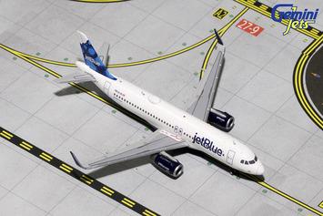 GeminiJets 1:400 jetBlue Airways A320-200S picture