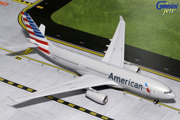 Gemini200 American Airlines A330-200 picture