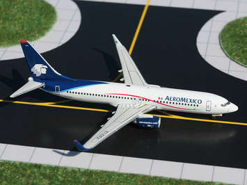 AEROMEXICO B737-800(W) NEW COLORS picture