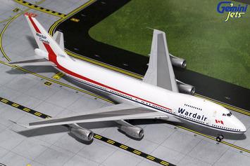Gemini200 Wardair Boeing 747-200 picture