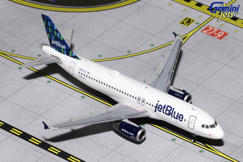 GeminiJets 1:400 jetBlue Airways Airbus A320-200 picture