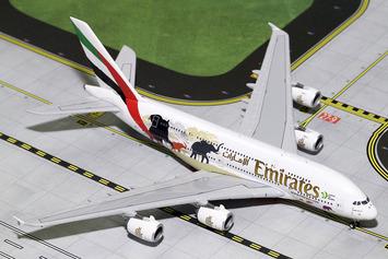 "GeminiJets 1:400 Emirates A380-800 ""Wildlife #2"" picture"