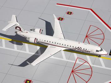 Gemini200 Horizon Air CRJ-700 picture