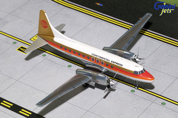 Gemini200 Continental Airlines Convair 580 picture