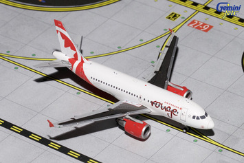 GeminiJets 1:400 Air Canada Rouge Airbus A319 picture