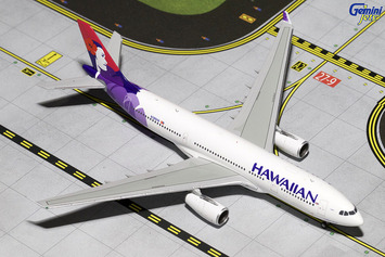 GeminiJets 1:400 Hawaiian Airlines A330-200 picture