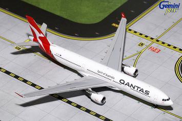 GeminiJets 1:400 Qantas A330-300 picture