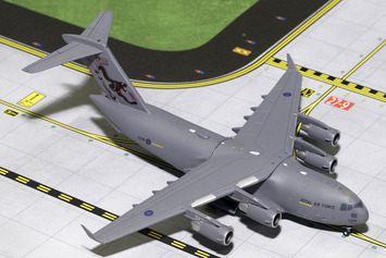 GeminiMACS 1:400 Royal Air Force C-17 Globemaster III picture