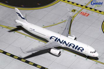GeminiJets 1:400 Finnair A321-200 picture