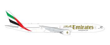 GeminiJets 1:400 Emirates 777-300ER picture