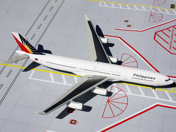 Gemini200 Philippine Airlines A340-300 picture