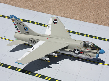 "GeminiACES 1:72 US Navy A-7 Corsair II ""Raging Bulls"" picture"