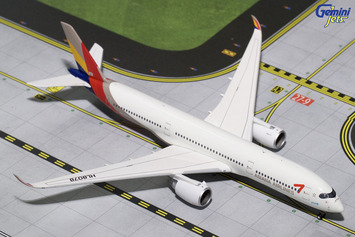 GeminiJets 1:400 Asiana Airbus A350-900 picture