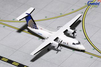 GeminiJets 1:400 United Express Dash 8-200 picture