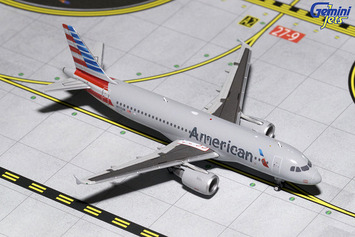 GeminiJets 1:400 American Airlines A320-200 picture