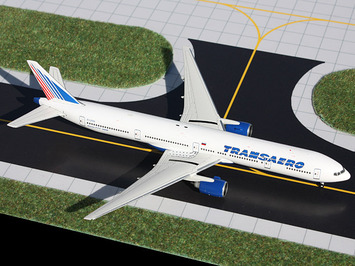 GeminiJets 1:400 Transaero 777-300 picture
