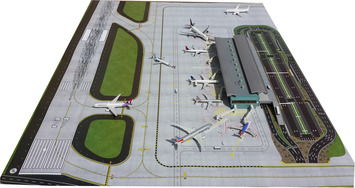 1:400 scale Airport Mat picture