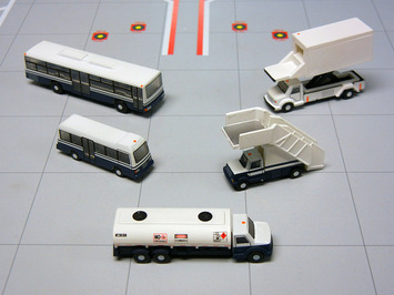 Gemini200 Airport Service Vehicles picture
