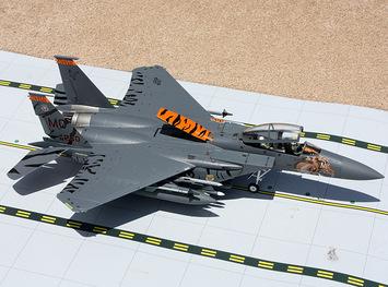 GeminiACES 1:72 U.S. Air Force F-15E (Mountain Home AFB) picture