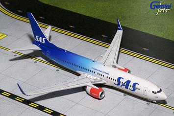 "Gemini200 SAS Boeing 737-800 ""70th Anniversary"" picture"