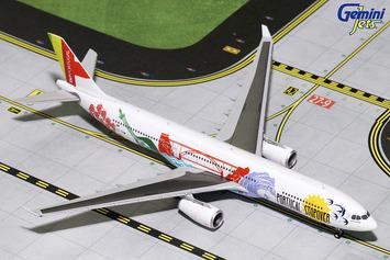 """GeminiJets 1:400 TAP Portugal A330-300 """"Portugal Stopover"""" picture"""