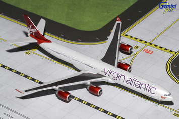 GeminiJets 1:400 Virgin Atlantic A340-600 picture