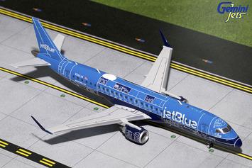 "Gemini200 jetBlue Airways Embraer 190 ""Blue Print"" picture"