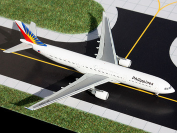 GeminiJets 1:400 Philippine Airlines A330-300 picture
