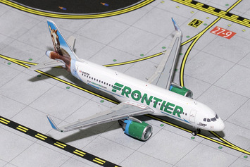 GeminiJets 1:400 Frontier Airlines Airbus A320neo picture