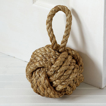Marseille Knot Door Stopper picture