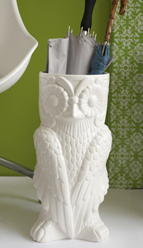 Owl Umbrella Stand/Vase picture