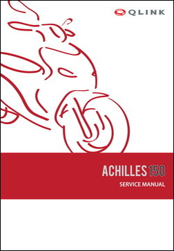Service Manual - Achilles 150 picture