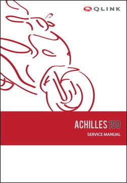 Service Manual - Achilles 150 picture