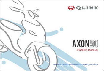 qlink motor owner s manual axon 50