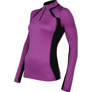 Mizuno Women's Breath Thermo 1/2 Zip picture