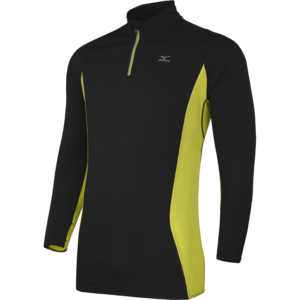 Mizuno Men's Aero Breath Thermo Wind Top picture