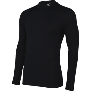 Mizuno Men's Breath Thermo Wool Mock Turtleneck picture