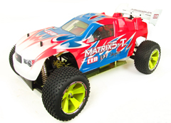 Matrix5-T 1/5th 4WD Gas Powered Truggy w/ 2.4G Radio picture