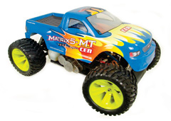 Matrix5-MT 1/5th 4WD Gas Powered Monster Truck RTR w/ 2.4G Radio picture