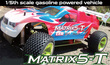 Matrix5-T 1/5th 4WD Gas Powered Truggy w/ 2.4G Radio additional picture 1