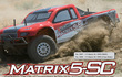 Matrix5-SC1/5th 4WD Gas Powered Monster Truck RTR w/ 2.4G Radio- Clear Body additional picture 3