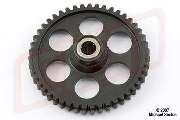 FF102, CNC spur Gear T47 (Upgrade for G84307-01) picture