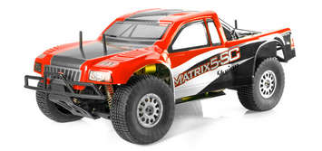 Matrix5-SC1/5th 4WD Gas Powered Monster Truck RTR w/ 2.4G Radio- Clear Body picture