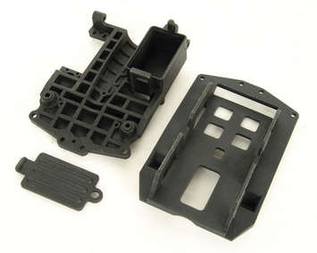 GS333 Radio and Battery Tray (GST-E) picture