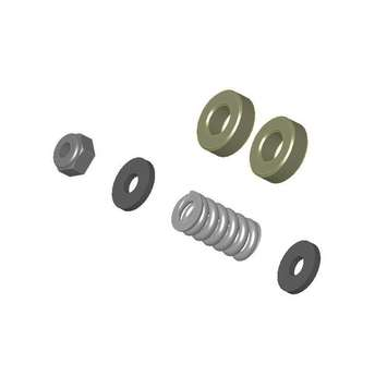 MD029, Slipper Metal Parts picture