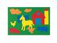 Lauri® Crepe Rubber Puzzle Farm
