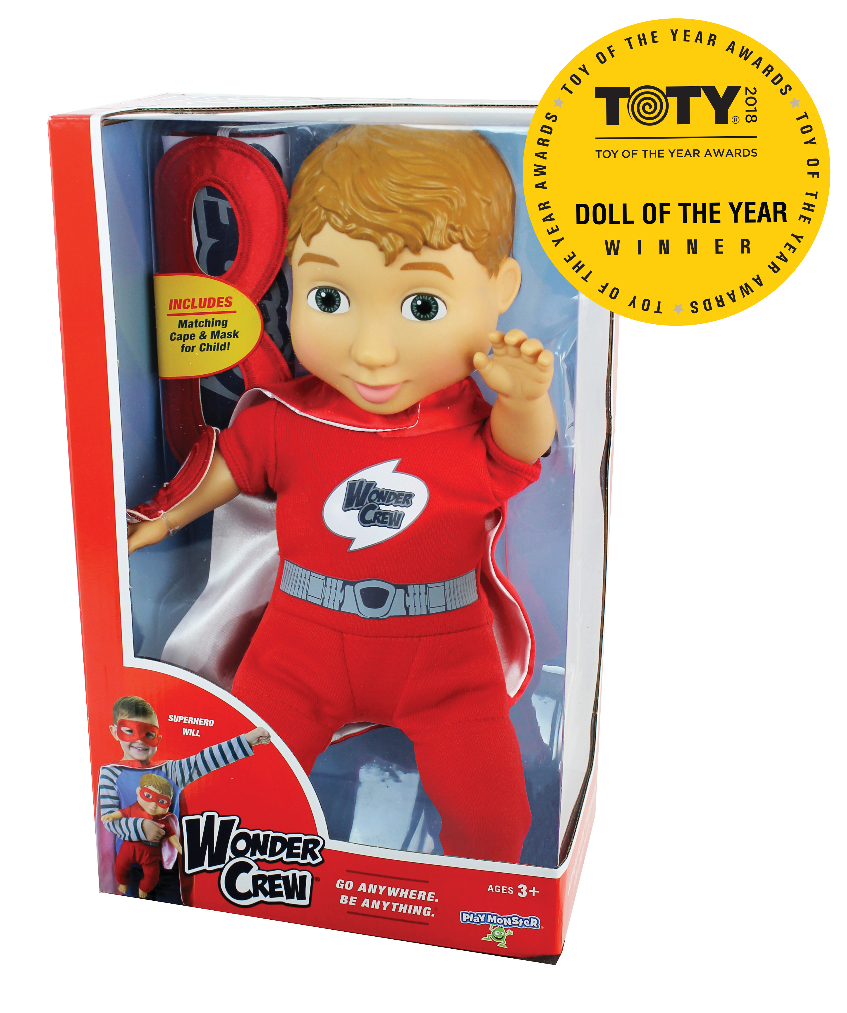 Wonder Crew® Superhero Will picture
